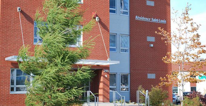 Centre polyvalent Rimouski - Résidence Saint-Louis